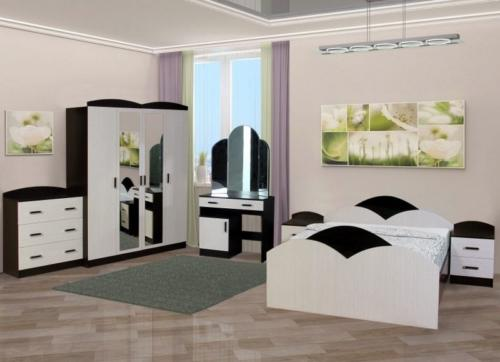 Спальный гарнитур Золушка-1 ЛДСП