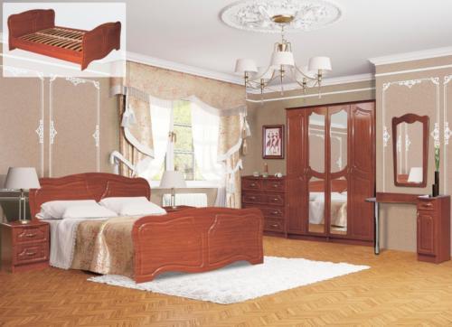 Спальный гарнитур Натали МДФ
