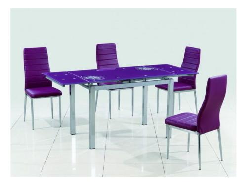 Стол обеденный (трансформер) В179-34  1-945x645