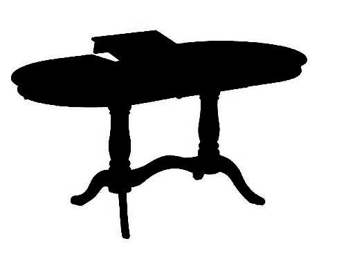 стол EVA wenge