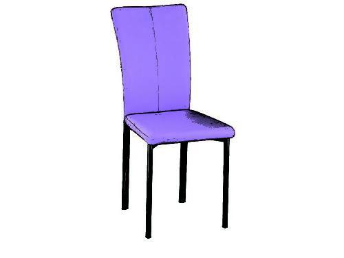 Стул C-98 lilac