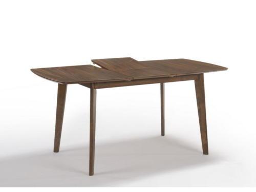 Стол  MOROCCO (1200-1600x800x750) WALNUT (орех)