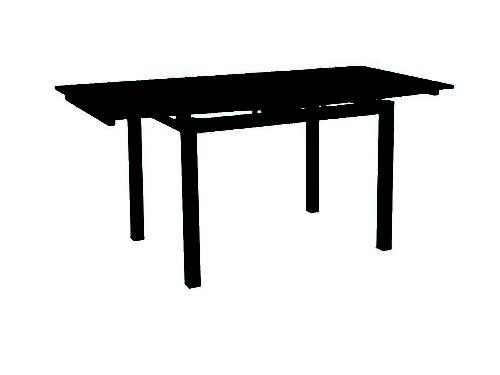 Стол B179-34-2 black