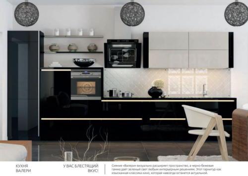 Кухня ALVIC 03