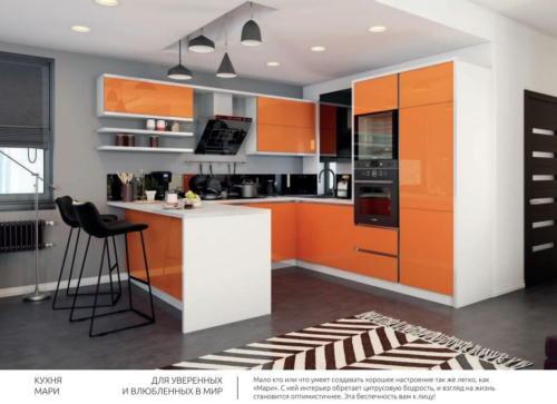 Кухня ALVIC 13