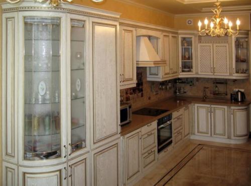 Кухни Массив 03