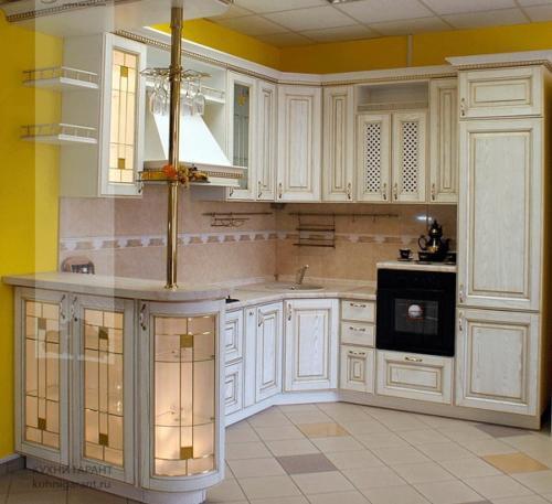 Кухни Массив 12