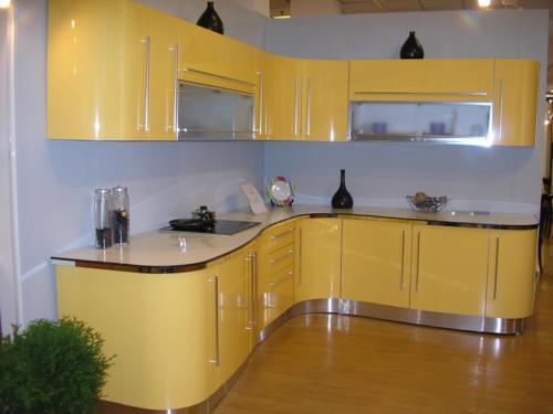 Кухни Эмаль 15