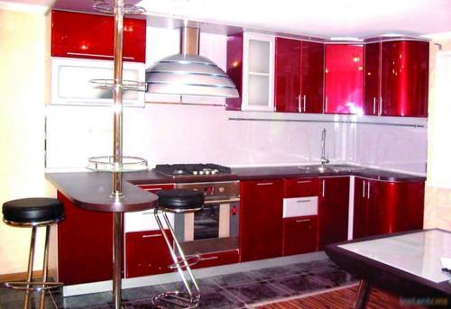 Кухни Эмаль 17