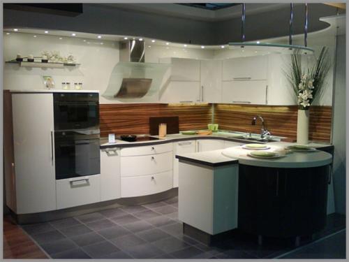 Кухни Эмаль 2