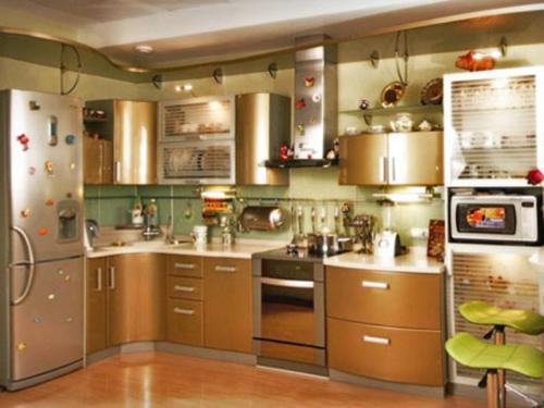 Кухни Эмаль 43