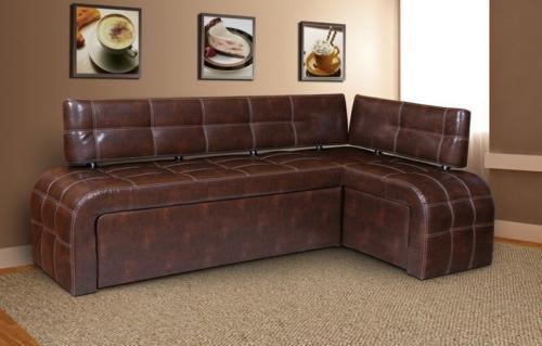 Кухонный диван004