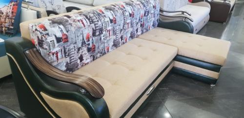 Угловой диван 009