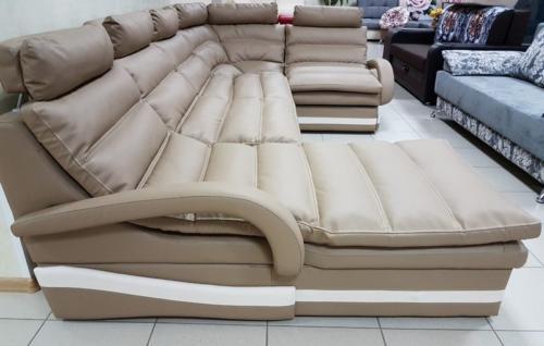 Угловой диван 018