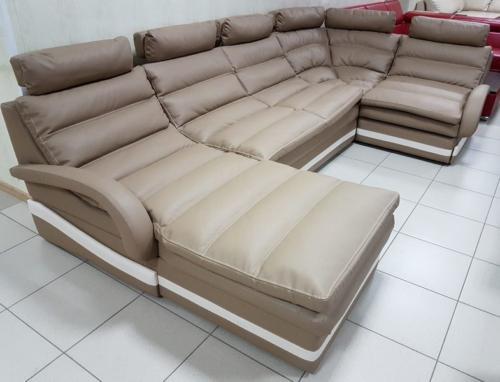 Угловой диван 019