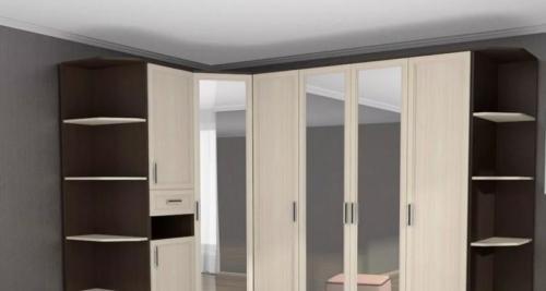 Шкаф створчатый 022