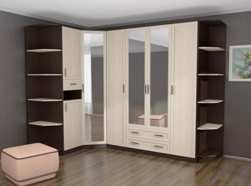 Шкаф створчатый 023